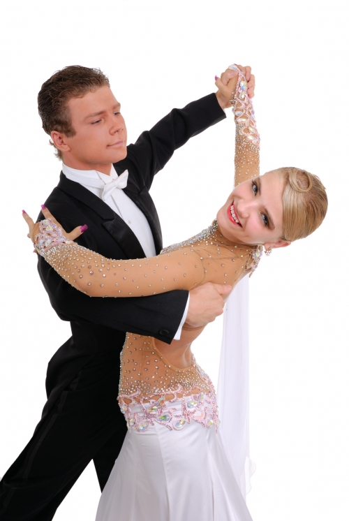 Ballroom Couple Advanced