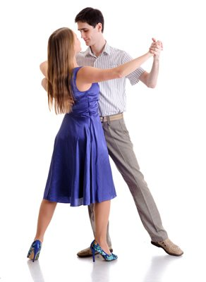 Intermediate Ballroom Lessons
