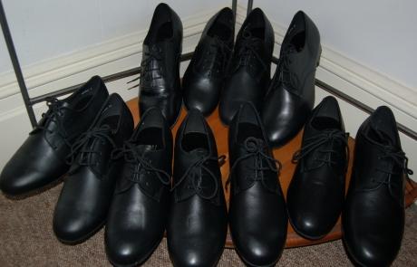 Mens dance shoes