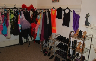 Dancewear shop