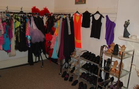 Dancewear shop