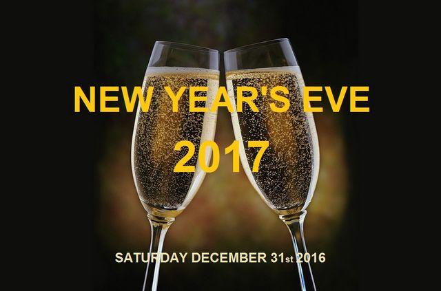 new year 2017 Newton Abbot