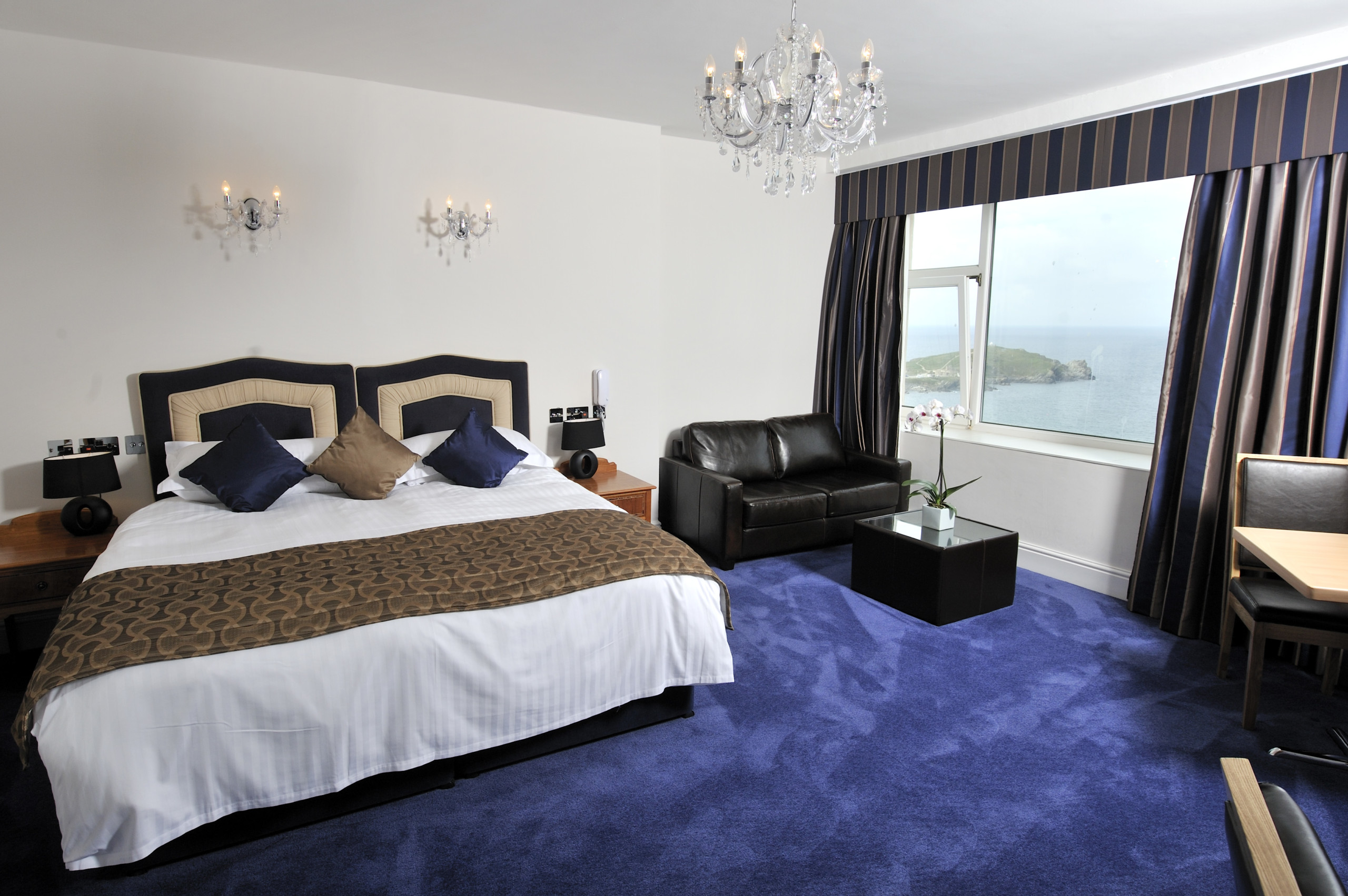 Atlantic Hotel Newquay - Bedroom 1