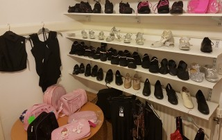 Dance shoes for children