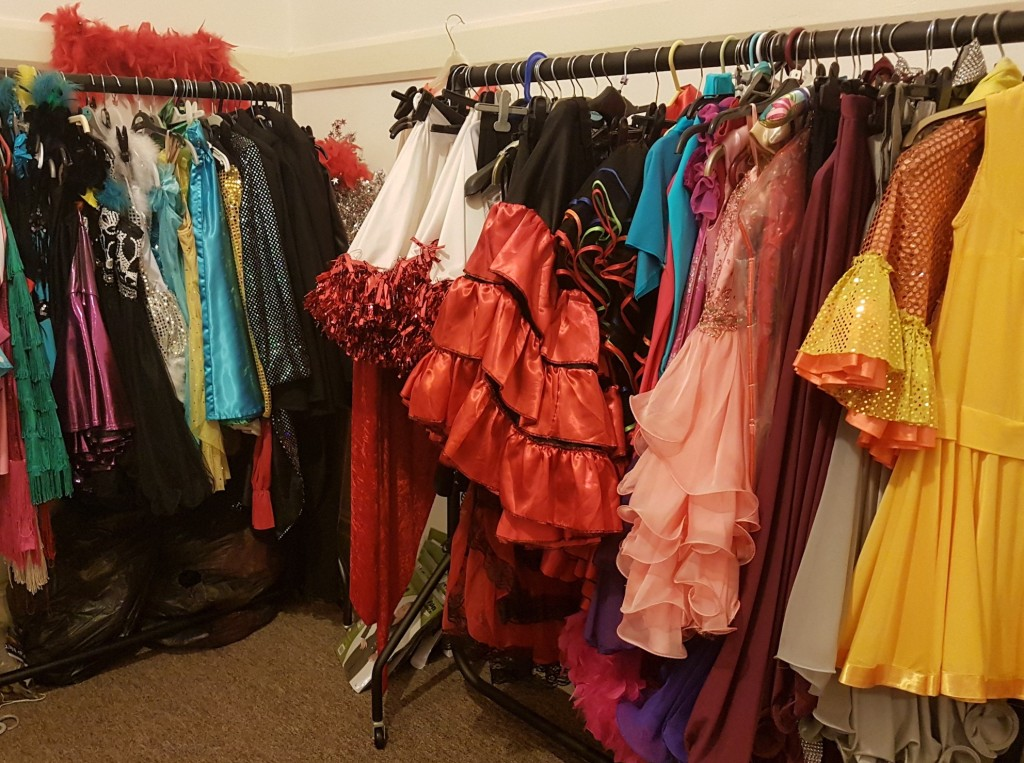 dance wear costumes