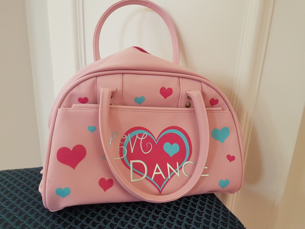 Love Dance Ballet Bag