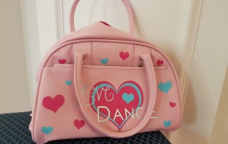 Ballet bag for ballet kit