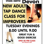 Tap class for improvers