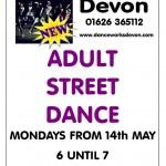 adult street dance class
