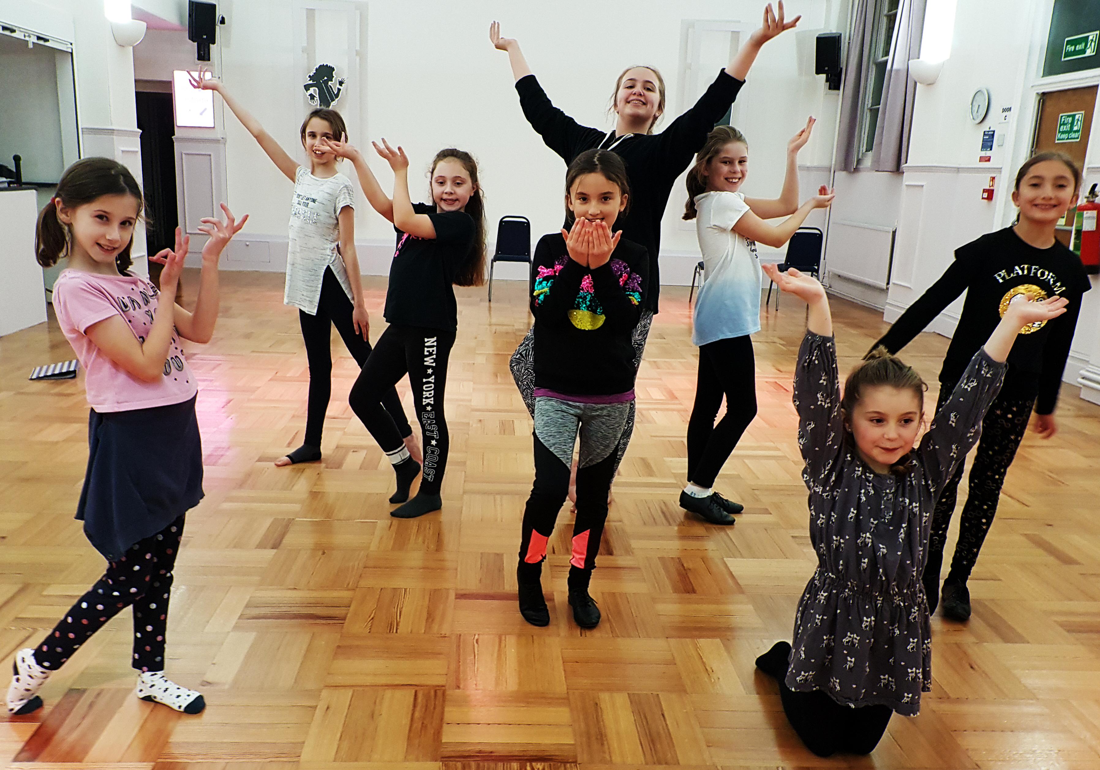 children musical theatre