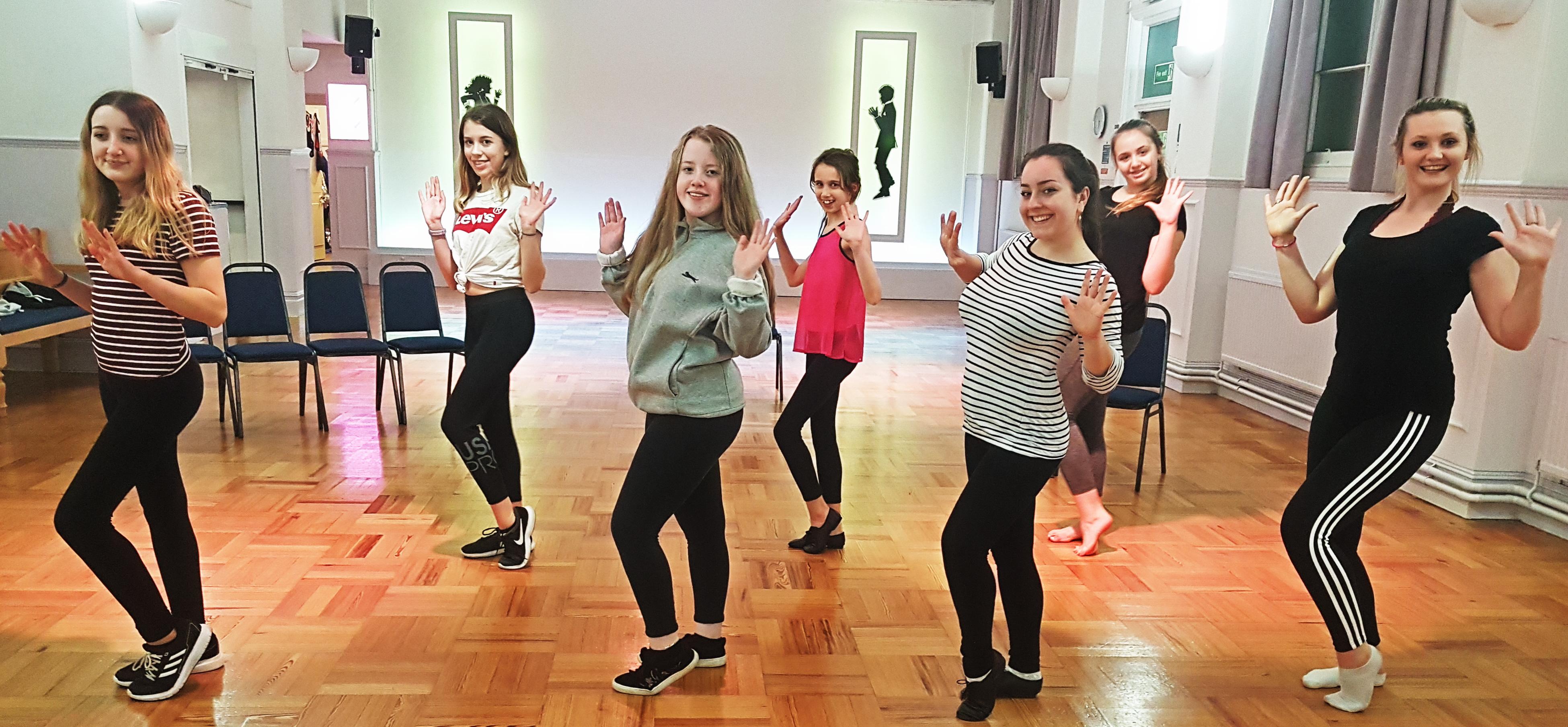 kids showdance