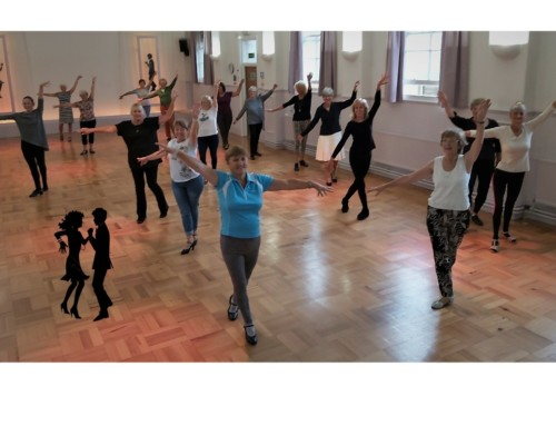 Dance Exercise your way to fitness