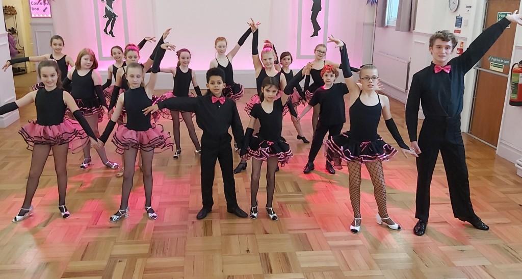 Friday festival dance class