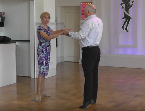 Easy popular Sequence dances….Video One